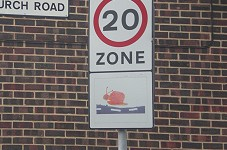 HWA publishes its response to council's 20mph proposals