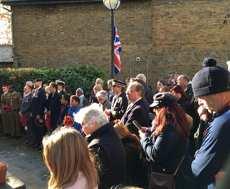Hampton Wick Remembers, 2019