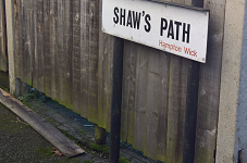Shaws Path - let's get this sorted